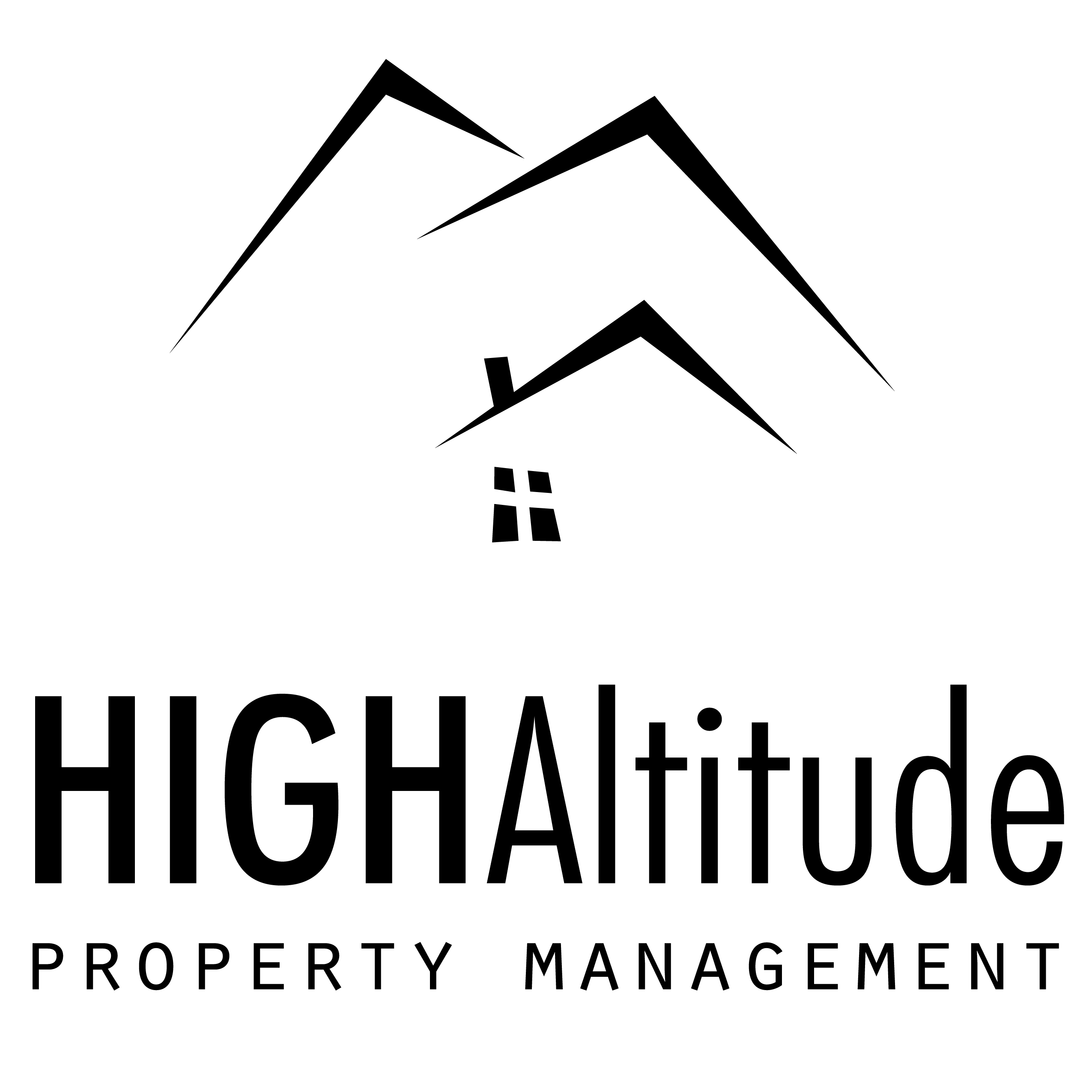 High Altitude Property Management's Logo