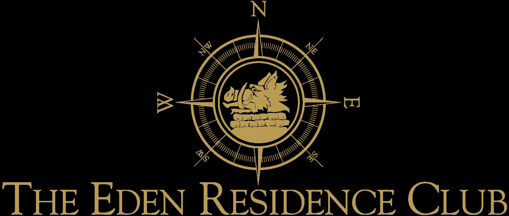 The Eden Residence Club's Logo