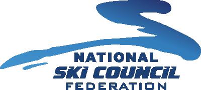 National Ski Council Federation's Logo