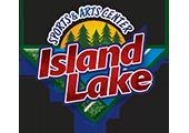 Island Lake's Logo