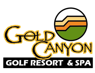 Gold Canyon Golf Resort's Logo