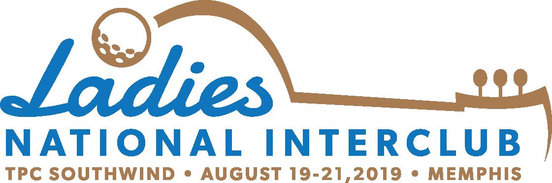 2019 TPC Ladies National Interclub's Logo