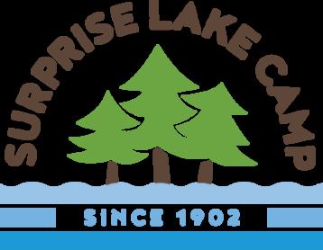 Surprise Lake Camp's Logo