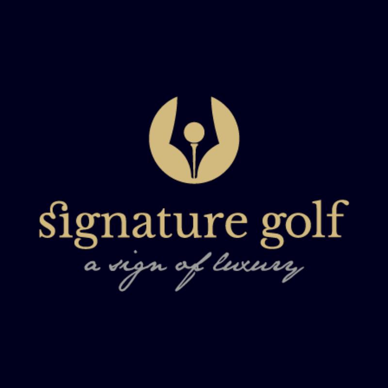 Signature Golf's Logo