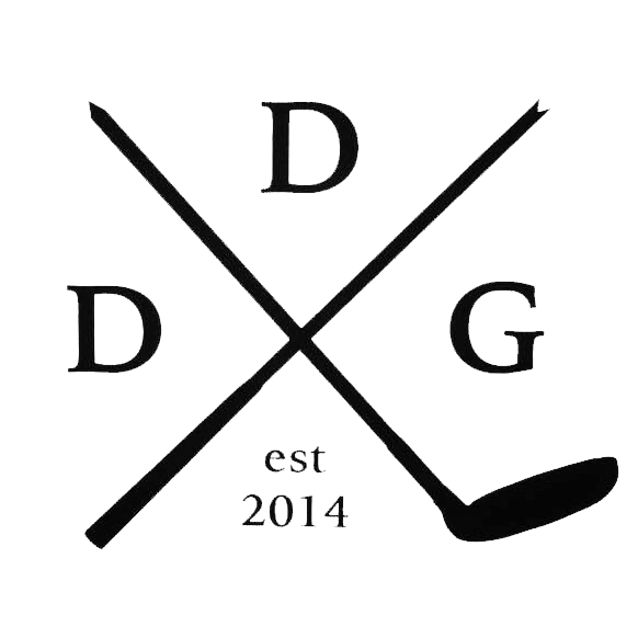 Divot Diggers Golf - social's Logo