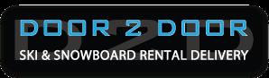 Door 2 Door's Logo