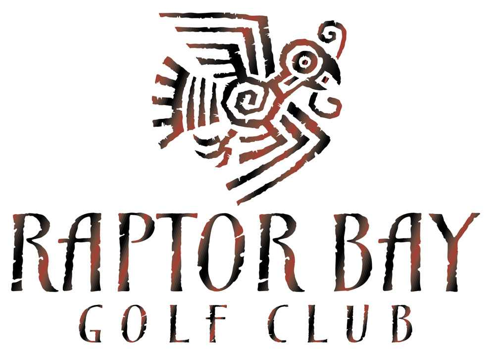 Raptor Bay Golf Club's Logo