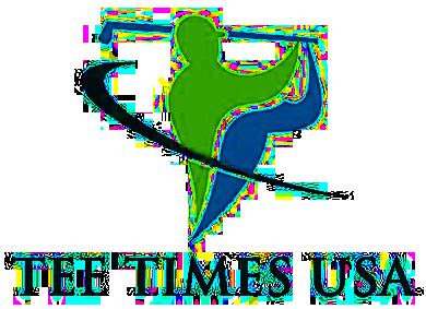 Tee Times USA's Logo