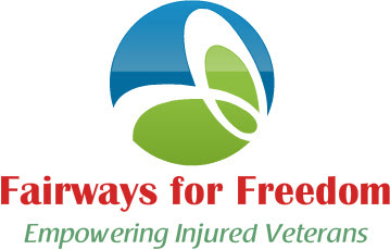 Fairways for Freedom Veterans's Logo