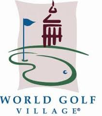 King and Bear Golf Course/World Golf Village's Logo