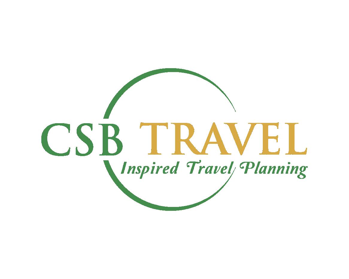 CSB Travel's Logo