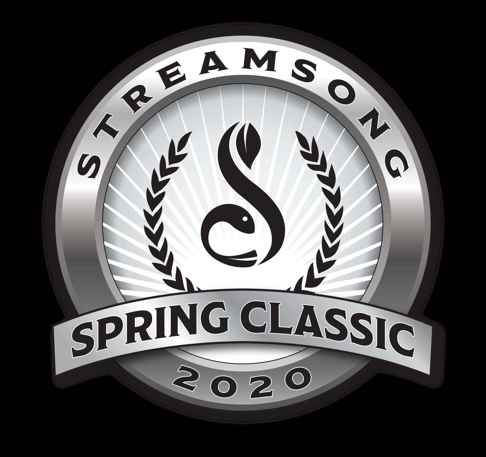 Streamsong Spring Classic '20's Logo
