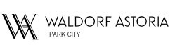 Waldorf Astoria Park City's Logo