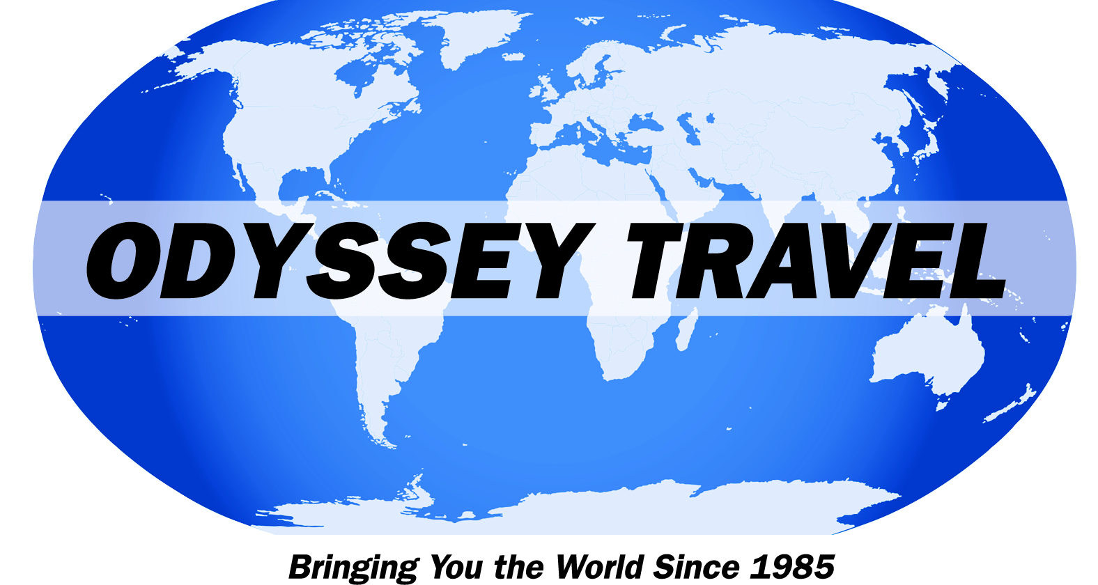 Odyssey Travel's Logo