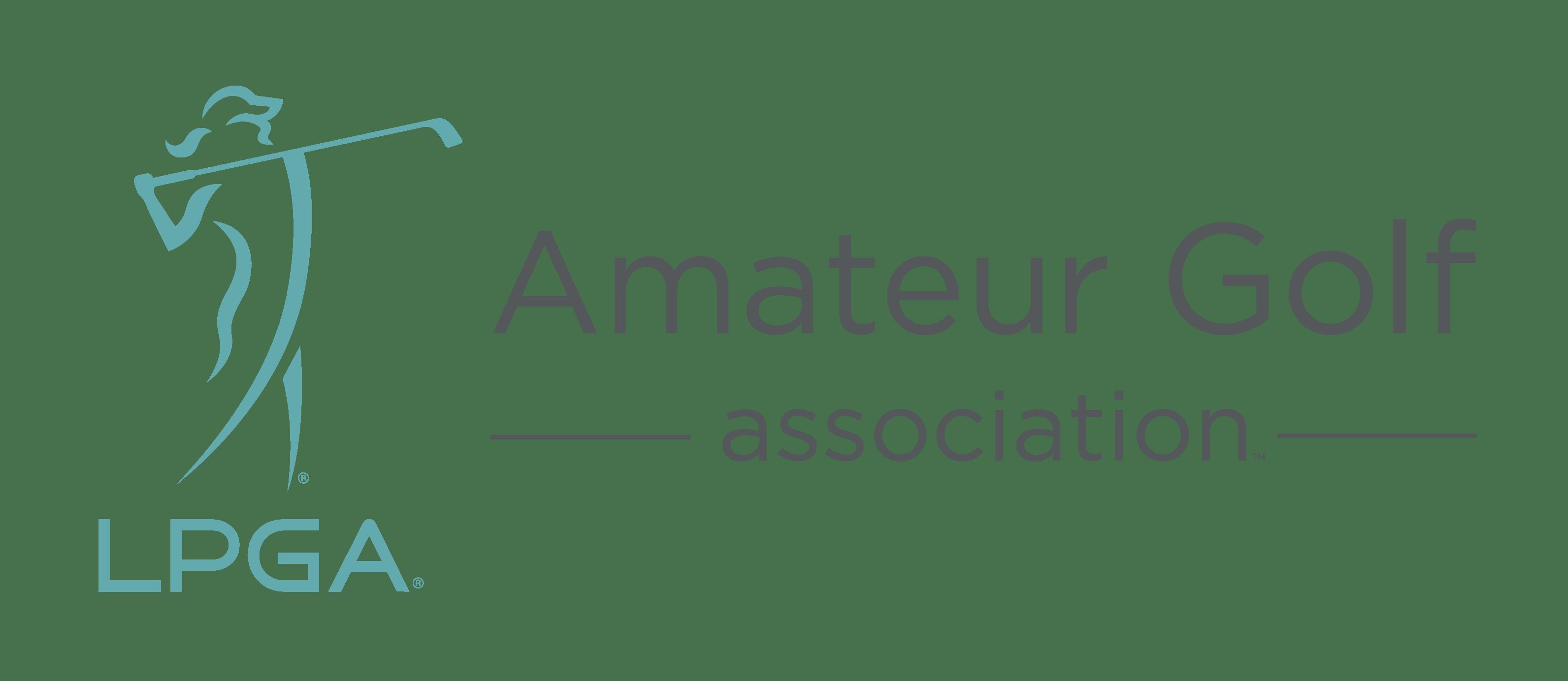 LPGA Amateur Golf Association's Logo