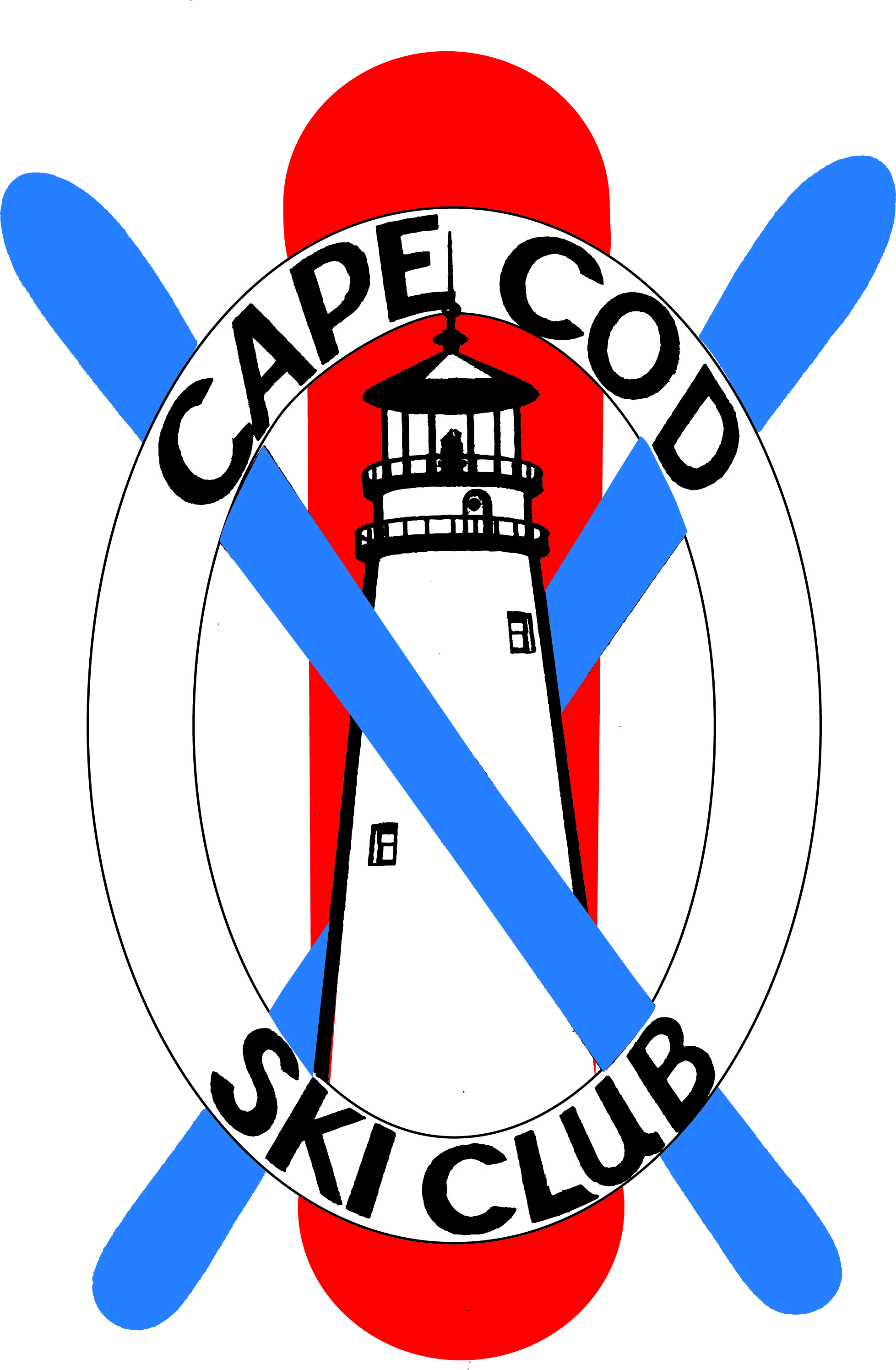 Cape Cod Ski Club's Logo