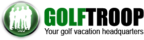 Golf Troop's Logo