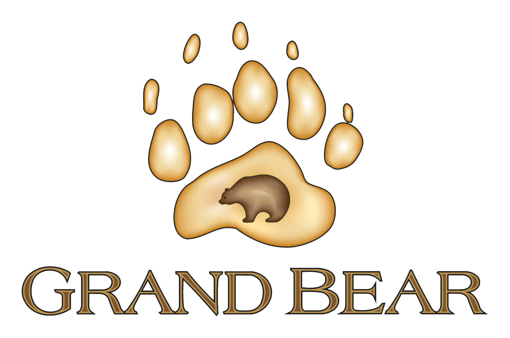 The Grand Bear's Logo