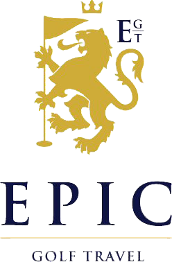 Epic Golf Travel's Logo