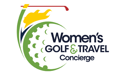 Womens Golf & Travel's Logo