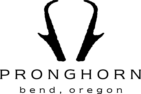 Pronghorn Club & Resort's Logo
