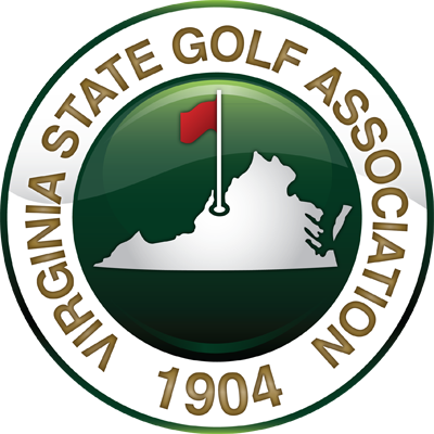 Virginia State Golf Association '18's Logo