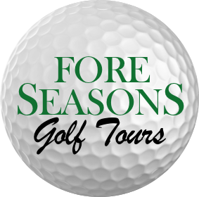Fore Seasons Golf Tours's Logo