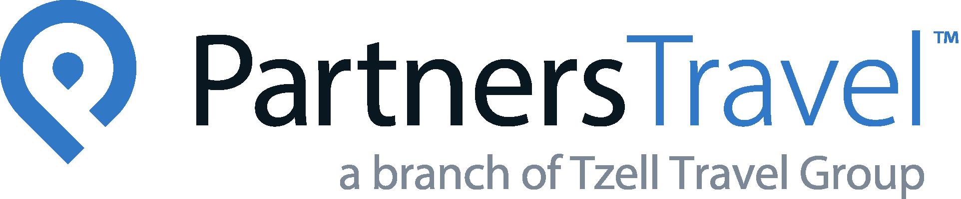 Partners Travel Management's Logo
