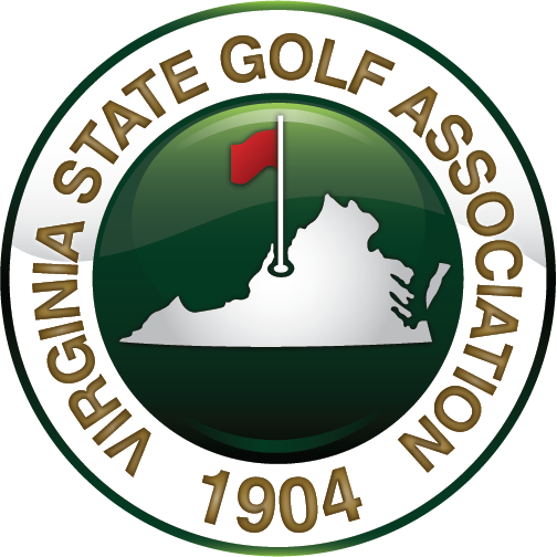 Virginia State Golf Association BOGO's Logo