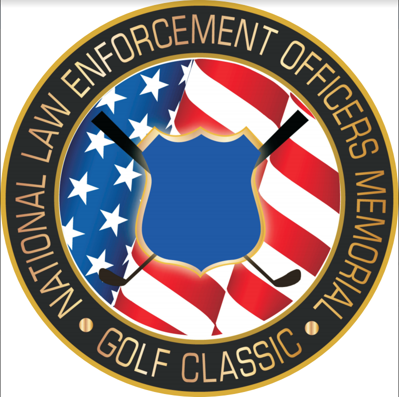 National Law Enforcement Officers Memorial Golf Classic's Logo