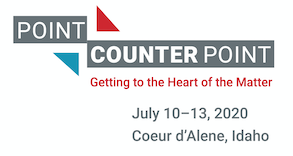 Point | Counter Point's Logo