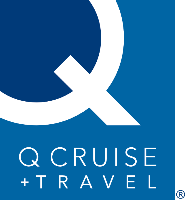 Q Cruise + Travel's Logo