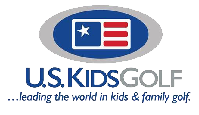 US Kids Golf's Logo