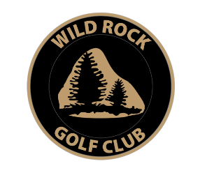 Wild Rock Golf Club's Logo