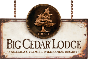 Big Cedar Lodge's Logo
