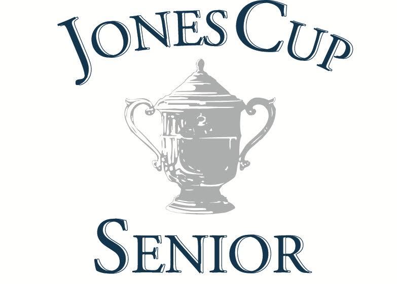 Jones Cup Senior Invitational's Logo