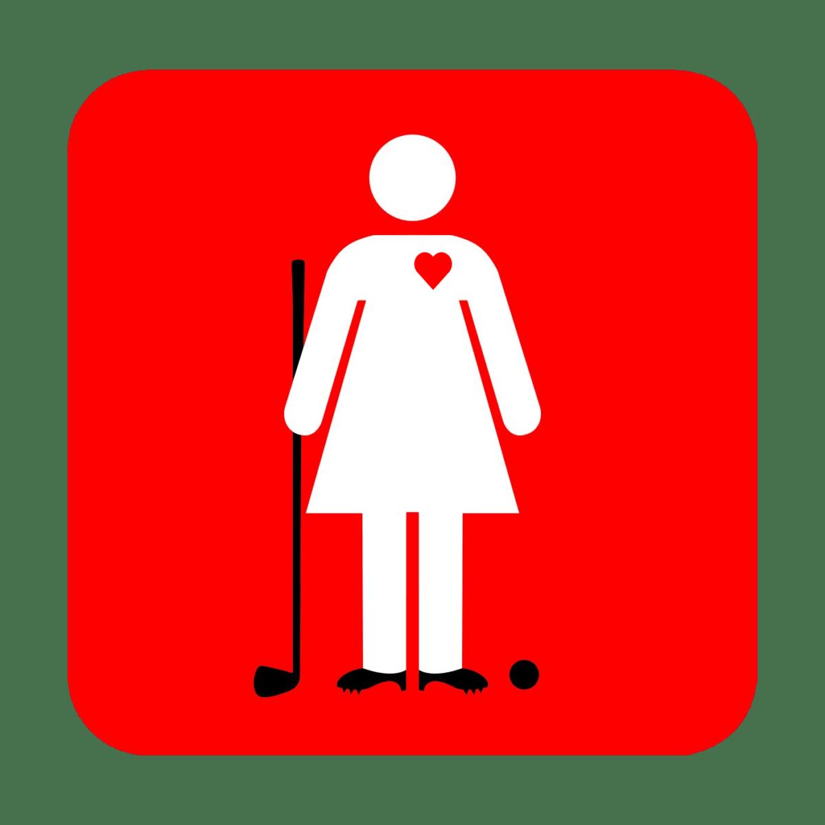Women's Golf Day's Logo