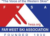 Far West Ski Association's Logo