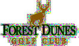 Forest Dunes Golf Club's Logo