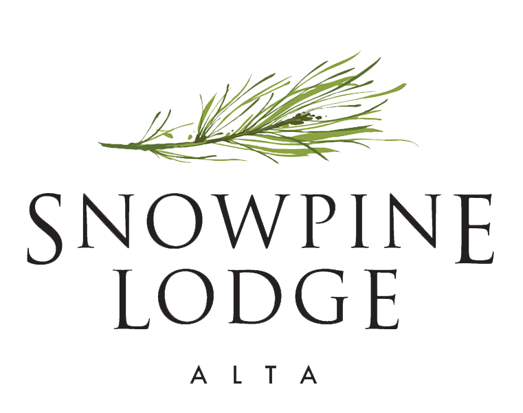Snowpine Lodge's Logo