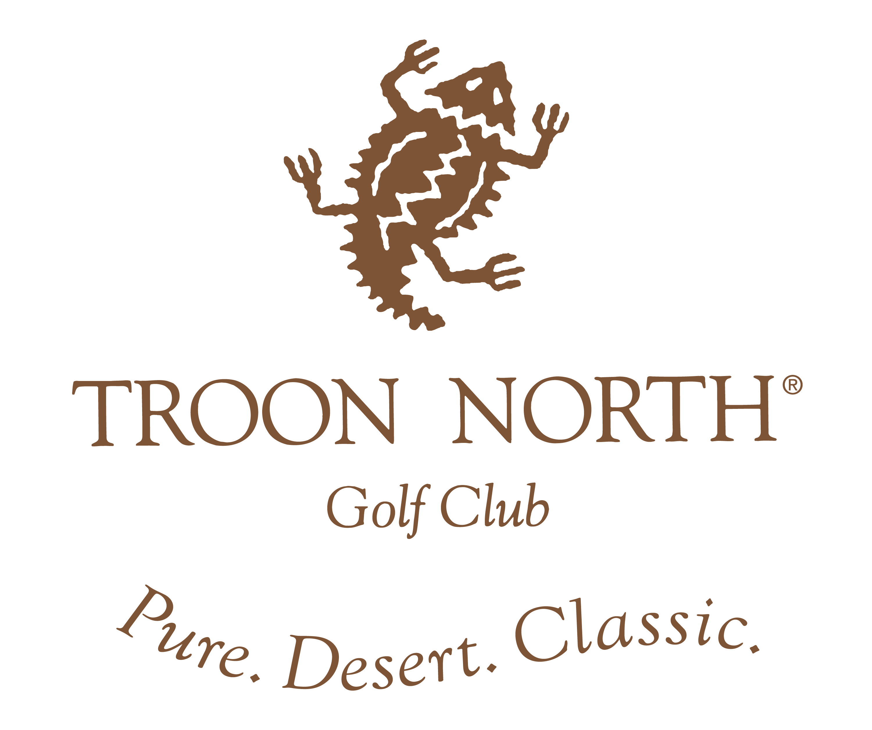 Troon North Golf Club's Logo