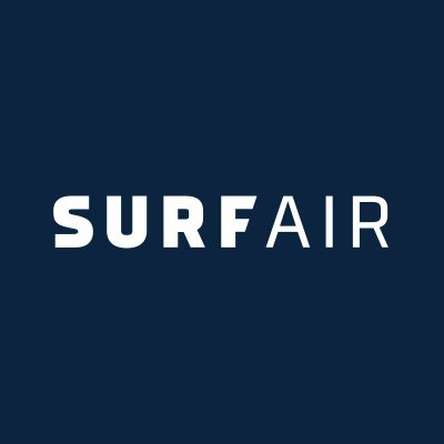 Surf Air's Logo