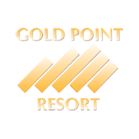 Gold Point Resort's Logo