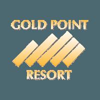 Gold Point Resort's Logo