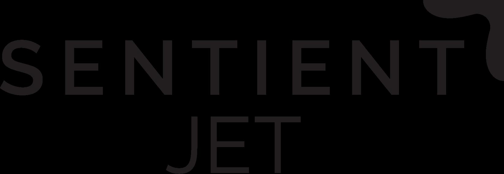 Sentient Jet's Logo