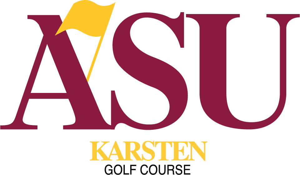 ASU Karsten Golf Course's Logo