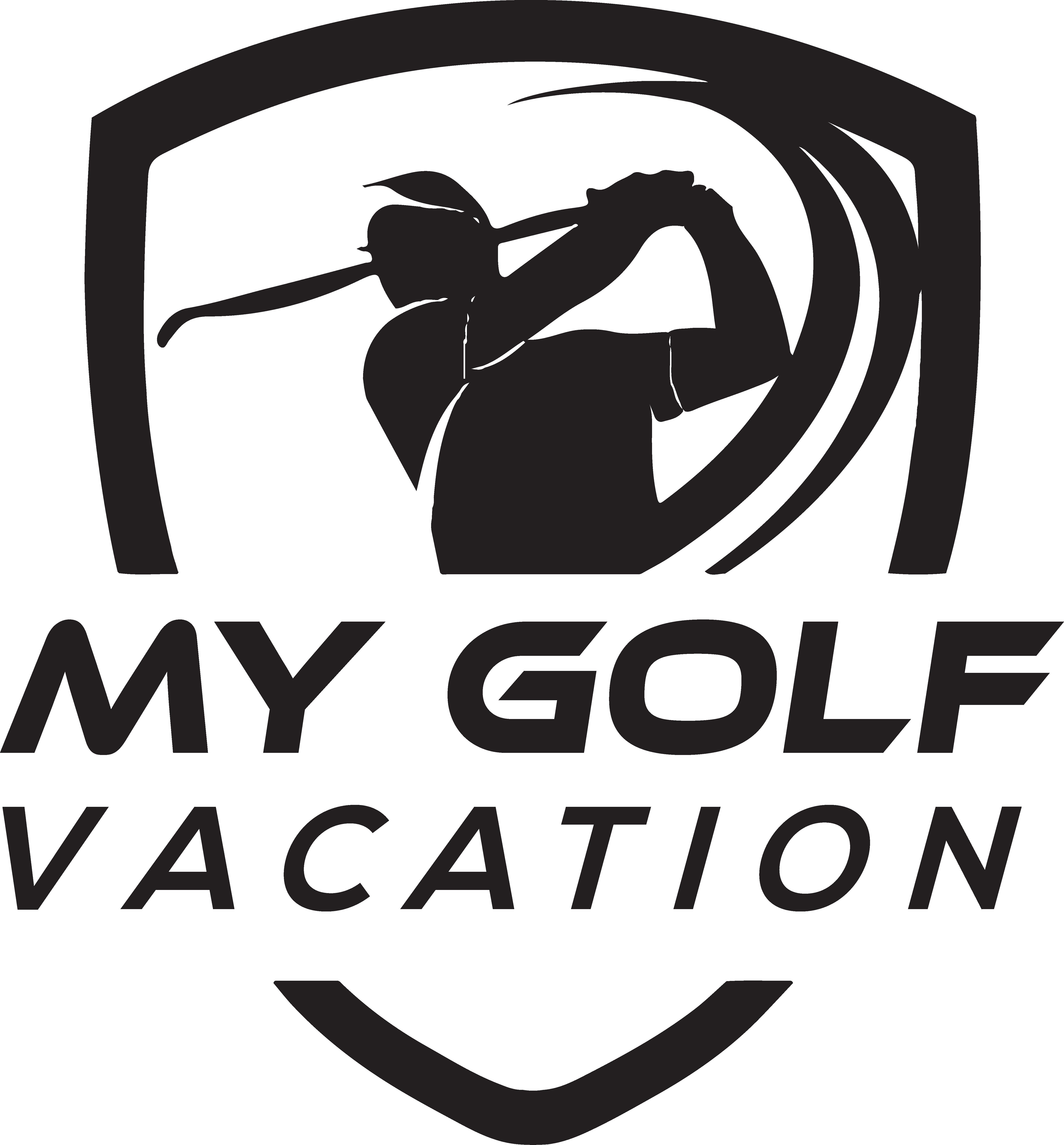 My Golf Vacation's Logo