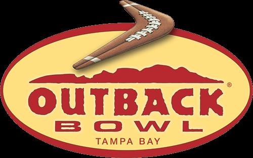 2020 Outback Bowl's Logo