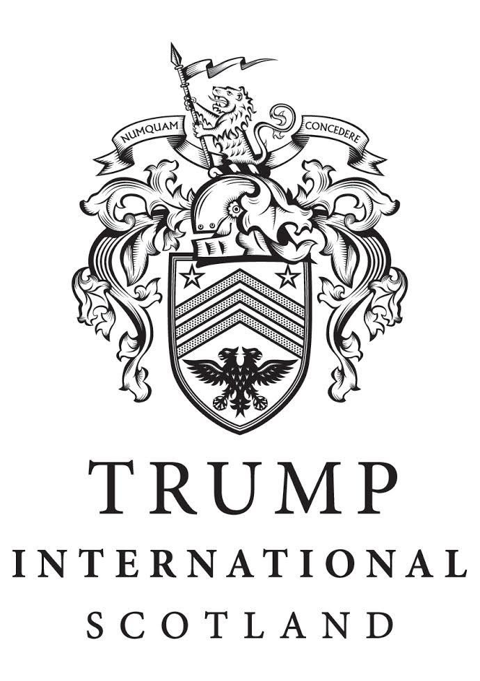 Trump International Golf Links, Scotland's Logo