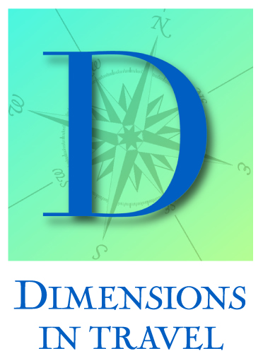Dimensions In Travel Inc's Logo